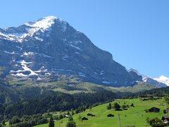 Rock Climbing Photo: Eiger