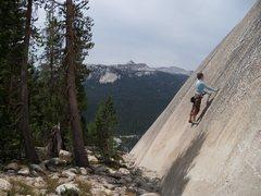 Rock Climbing Photo: Start of Tweekin'.