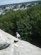 Rock Climbing Photo: Slabs