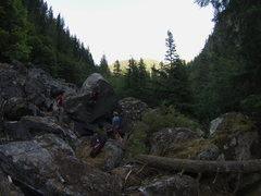 Rock Climbing Photo: McBerkey