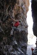Rock Climbing Photo: Tollgate Pass: August 2013.