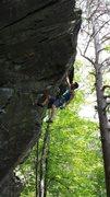 Rock Climbing Photo: 3 Easy Pieces-11a