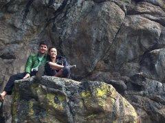 Rock Climbing Photo: Sport climbing at Big Chief