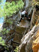Rock Climbing Photo: Perdy