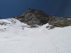 Rock Climbing Photo: 1st Apron