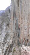 Rock Climbing Photo: Broadway Ledge.