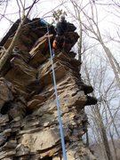 Rock Climbing Photo: Place i call Flood Rocks, outside of South Fork, P...
