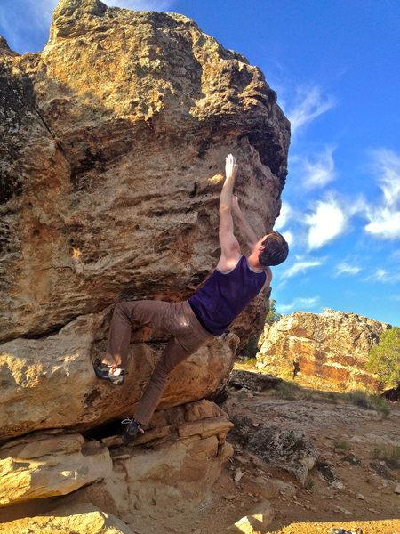 Rock Climbing Photo: Unforgettable.