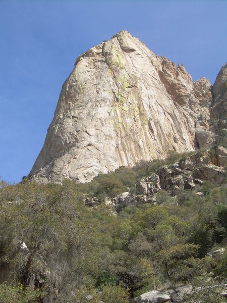 Rock Climbing Photo: The clasic afternoon shot on the way out after ano...