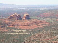 Rock Climbing Photo: Unreal views!