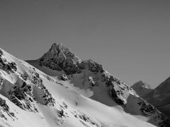 Rock Climbing Photo: Sight Peak 8,610ft