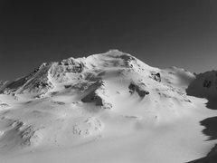 Rock Climbing Photo: Mt. Silvertip 9,400ft