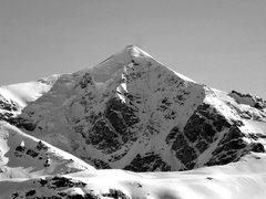 Rock Climbing Photo: White Princess 9,850ft