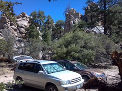 Rock Climbing Photo: HVP