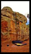 Rock Climbing Photo: Bob Dylan Fragrance Line beta.