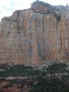 Rock Climbing Photo: the spike