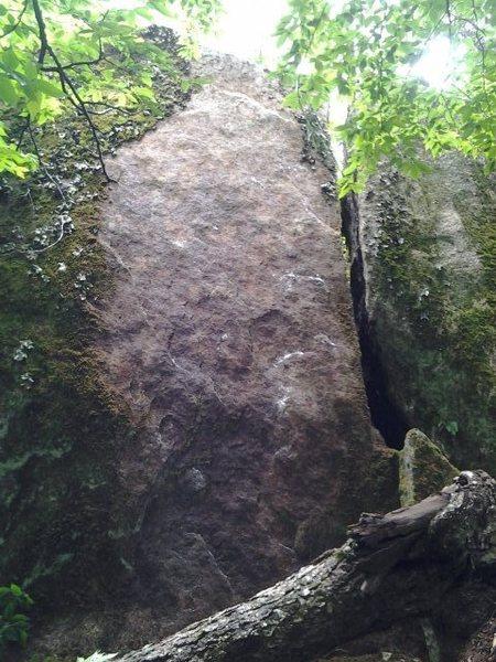 Rock Climbing Photo: it