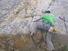 Rock Climbing Photo: 5,11a - Second Tier