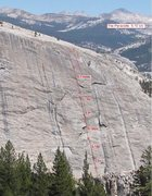 Rock Climbing Photo: The Paraclete on Power Dome
