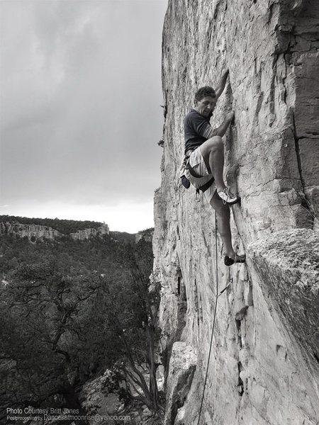 Rock Climbing Photo: 2150 A.D.