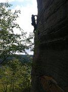 Rock Climbing Photo: Ill Gotten Booty