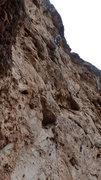 Rock Climbing Photo: firewalker