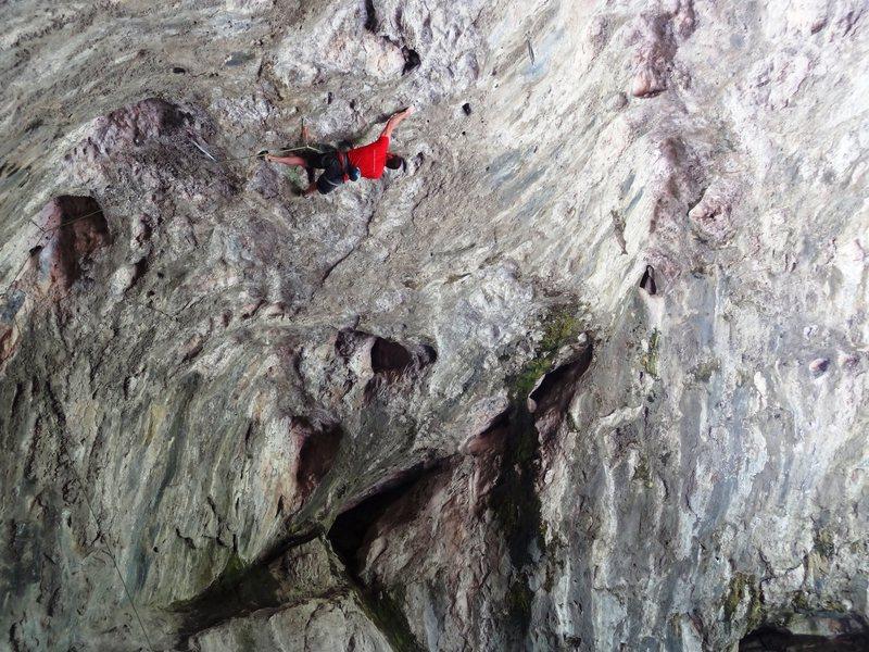 Rock Climbing Photo: Daydream Nation
