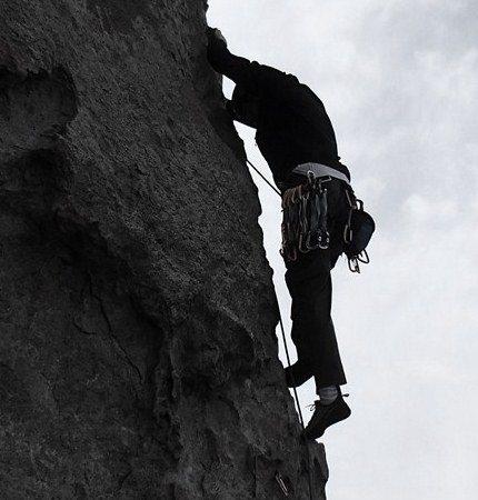 Rock Climbing Photo: CoR