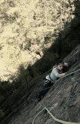 Rock Climbing Photo: focus!