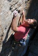 Rock Climbing Photo: Bordo