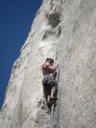 Rock Climbing Photo: lov granite....