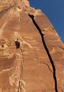 Rock Climbing Photo: crack... swwweet