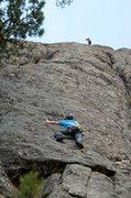 Rock Climbing Photo: american life ****