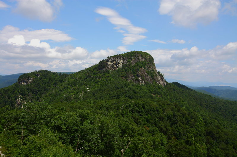 Rock Climbing Photo: View of the south side of Table Rock