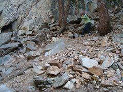 Cob Rock damage.