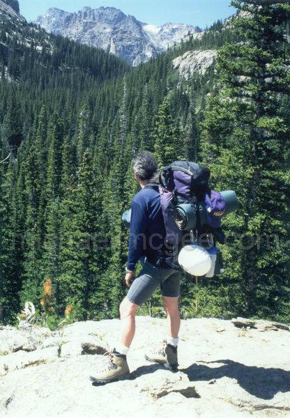Rock Climbing Photo: MJM