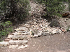 Rock Climbing Photo: Improved trail. Please use it instead of old one. ...
