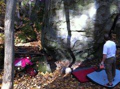 """Rock Climbing Photo: """"Why do I fail?"""""""