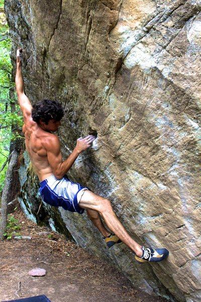 Rock Climbing Photo: Pocket Lint.