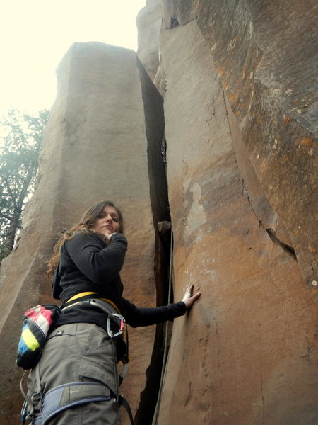 Rock Climbing Photo: The Prow! @ Paradise Forks