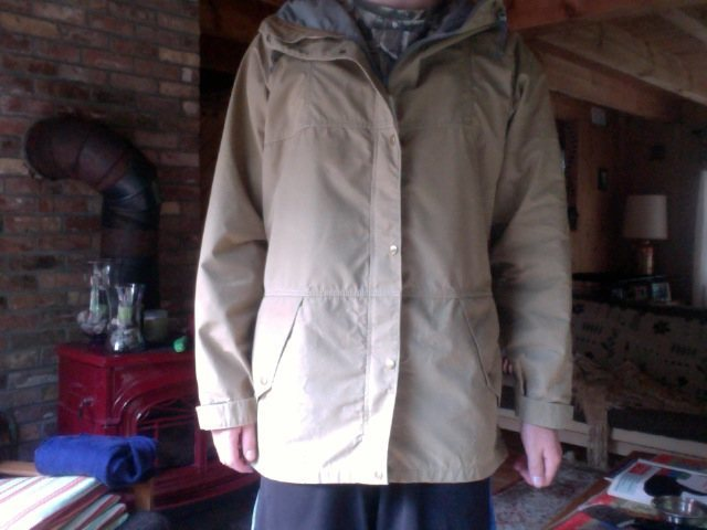 Sierra West Parka