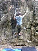 Rock Climbing Photo: politician