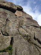 Rock Climbing Photo: Groovy
