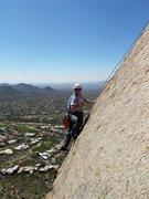 Rock Climbing Photo: Tim Schneider styles it