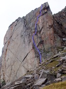Rock Climbing Photo: Uncle Puffy.