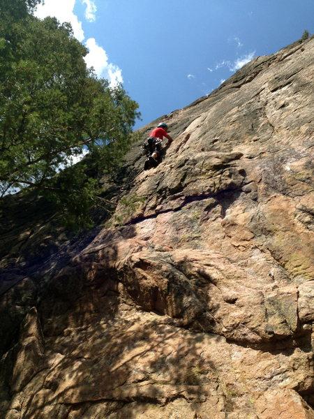Rock Climbing Photo: Sweet!