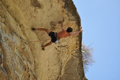 Rock Climbing Photo: This route was the reason I started climbing last ...
