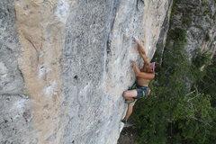 Rock Climbing Photo: Zach Bramel.