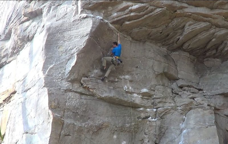 "Rock Climbing Photo: ""Narcissus"""