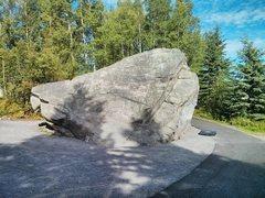Rock Climbing Photo: The rock
